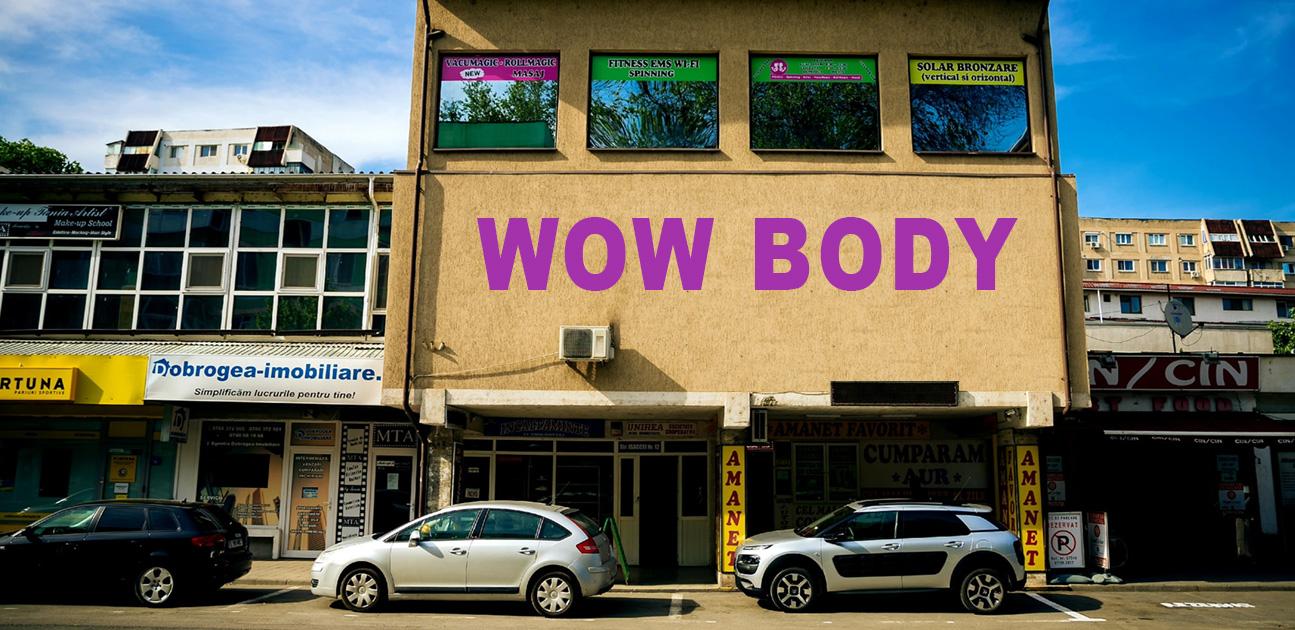 Programare Wow Body Tulcea